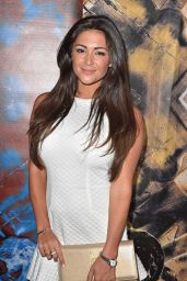 Casey Batchelor - Guirado Suite Press Launch at Number 20 Restaurant in London