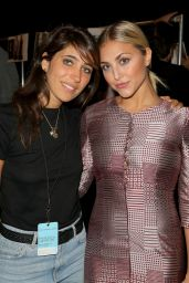 Cassie Scerbo - Francesca Liberatore Fashion Show in New York City - September 2014