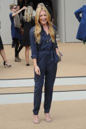 Cat Deeley - London Fashion Week 2014 – Burberry Prorsum Show