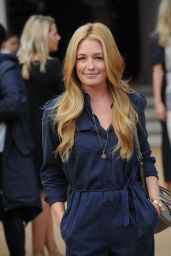 Cat Deeley - London Fashion Week 2014 – Burberry Prorsum Show
