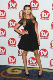 Charley Webb - TV Choice Awards 2014 in London