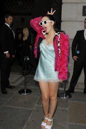 Charli XCX - House of Holland Show – London Fashion Week 2014