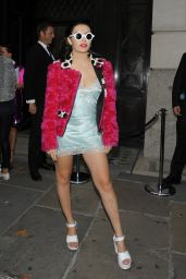 Charli XCX - House of Holland Show – London Fashion Week 2014