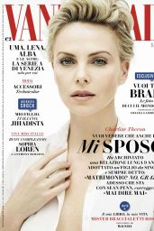 Charlize Theron - Vanity Fair Magazine (Italia) - 17th September 2014