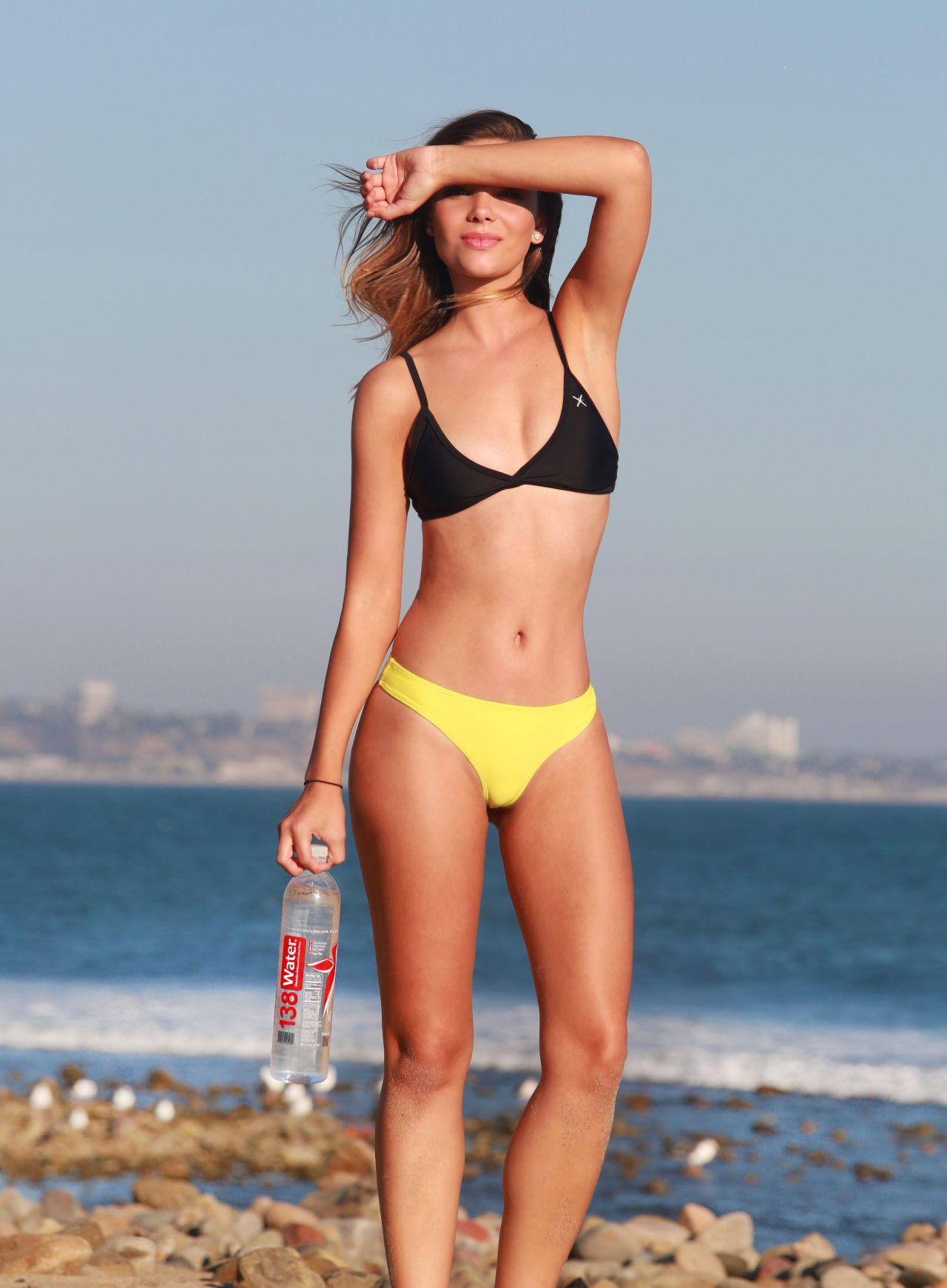 Chelsea Heath - 138 Water Bikini Photoshoot in Malibu - September 2014