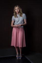 Chloë Moretz Portraits - Cannes (France) 2014