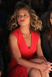 Chloe Bridges - Nicole Miller Fashion Show in New York City – September 2014