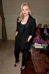 Chloe Moretz Style - WarnerBros and Dolce&Gabbana 2014 TIFF Cocktail Party