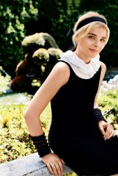 Chloe Moretz - Teen Vogue Magazine October 2014 Photoshoot