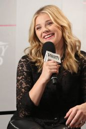 Chloe Moretz - Variety Studio Presented By Moroccanoil at 2014 TIFF