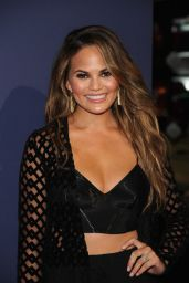 Chrissy Teigen - NBA 2K15 Launch Celebration in New York City