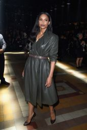 Ciara - Paris Fashion Week - Lanvin Spring/Summer 2015 Fashion Show