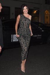 Daisy Lowe – 2014 Stella McCartney Green Carpet Collection – London Fashion Week September 2014