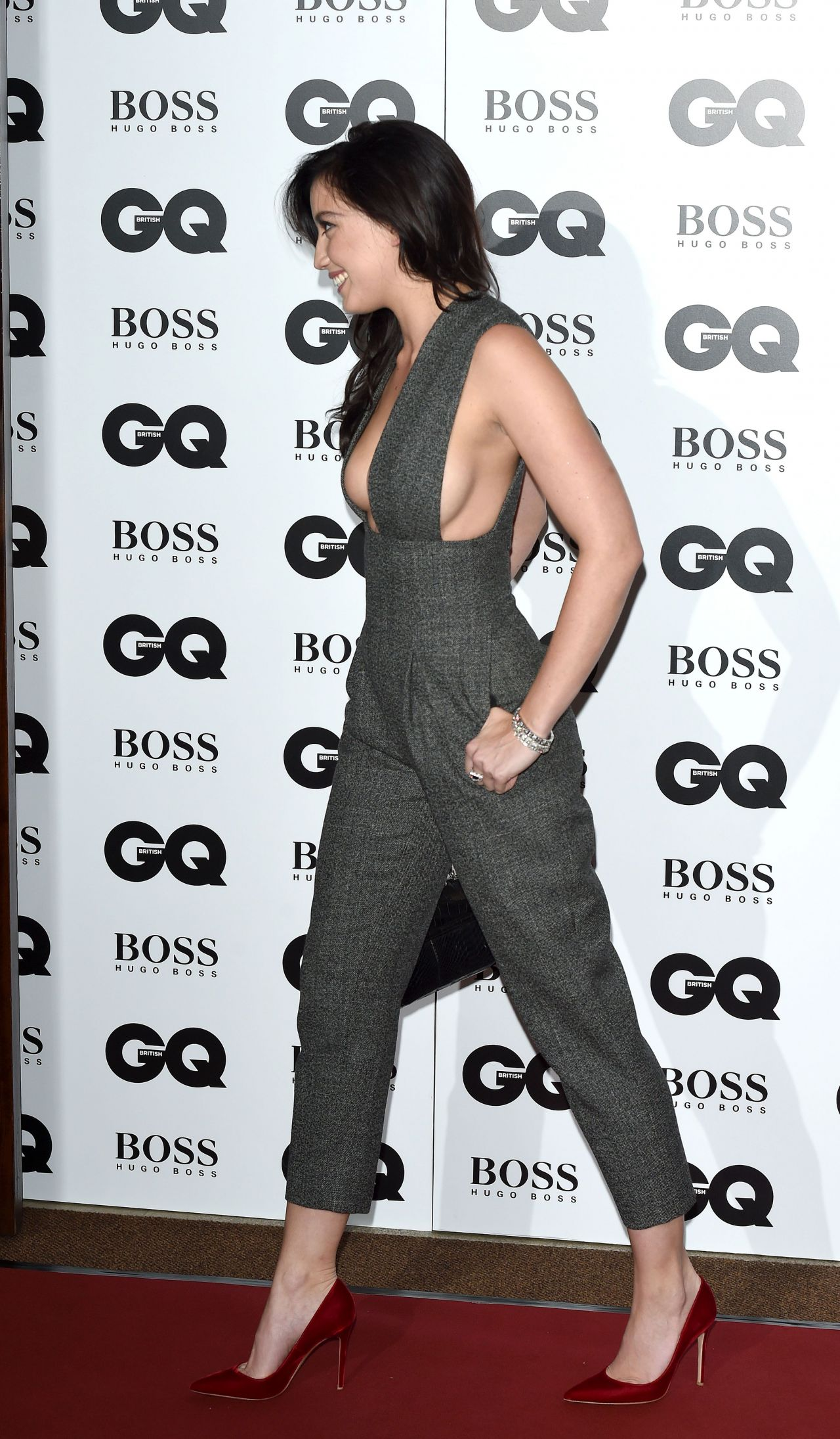 Daisy Lowe Gq Men Of The Year Awards 2014 In London