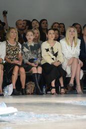 Dakota Fanning - Rodarte Fashion Show in New York City – Sep 2014