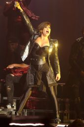 Demi Lovato Performing in Baltimore - September 2014