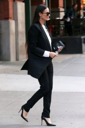 Demi Moore - Out in New york City - September 2014