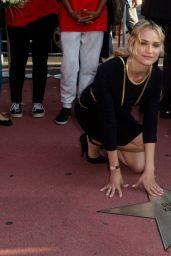 Diane Kruger at Reopening of the Berlin Walk of Fame - September 2014