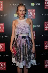 Diane Kruger - Instyle Hosts 20th Anniversary Party - September 2014