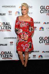 Dianna Agron - 2014 Global Citizen Festival In Central Park