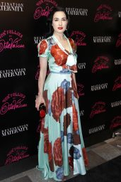 Dita Von Teese Attends Von Follies Lingerie Launch in New York City