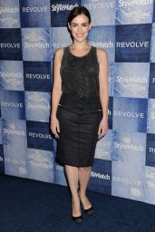 Elizabeth Henstridge – People StyleWatch 2014 Denim Party in Los Angeles