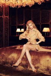 Elsa Hosk - Vogue Magazine (Mexico) - September 2014 Issue