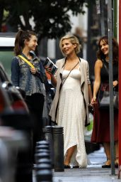 Elsa Pataky in Madrid, September 2014