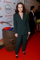 Emily Hampshire - Producers Ball at the Royal Ontario Museum - September 2014
