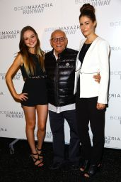 Emily Meade – BCBG Max Azria Fashion Show in New York City – September 2014
