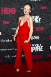 Emily Meade – 'Boardwalk Empire' TV Series Season 5 Premiere in New York City