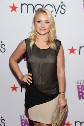 Emily Osment – Glamorama Fashion Rocks Event in Los Angeles – September 2014