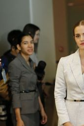 Emma Watson At the United Nations in New York City - September 2014