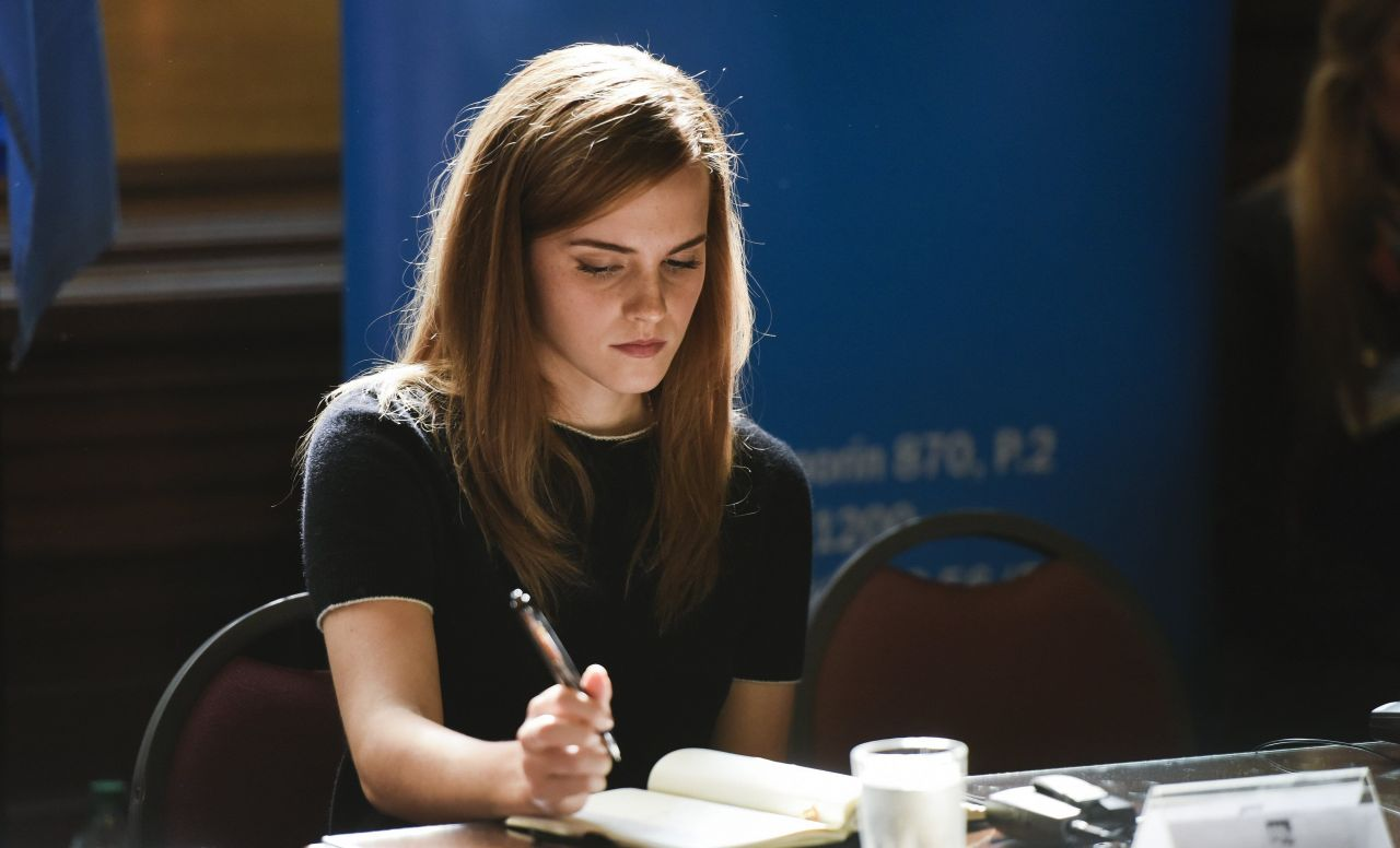 Emma Watson - UN Women Event in Montevideo (Uruguay) - September 2014