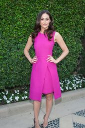 Emmy Rossum - 2014 The Rape Foundation