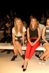 Erica Piccininni - Marissa Webb Fashion Show – Mercedes-Benz Fashion Week Spring 2015