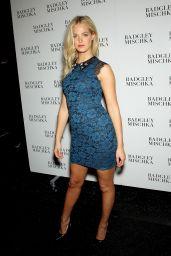 Erin Heatherton - Badgley Mischka Fashion Show in New York City – Sep 2014