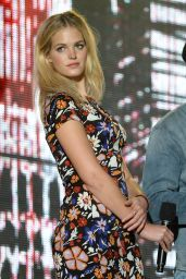 Erin Heatherton - Global Citizen Festival 2014 in New York City