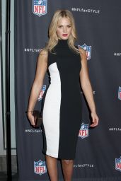 Erin Heatherton – NFL Inaugural Hall of Fashion Launch Event in New York City