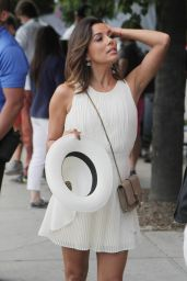Eva Longoria at U.S. Open - September 2014