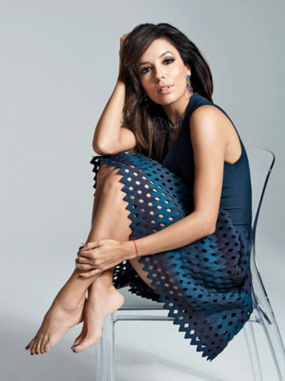 Eva Longoria - Latina Magazine October 2014 Issue