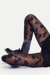 Federica Nargi Photoshoot for Goldenpoint - Autumn/Winter 2015
