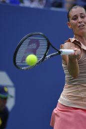 Flavia Pennetta – 2014 U.S. Open Tennis Tournament in New York City – 4th Round