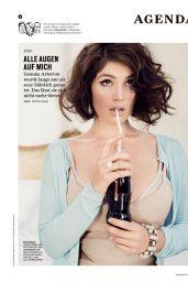 Gemma Arterton - GQ Magazine (Germany) - September 2014 Issue