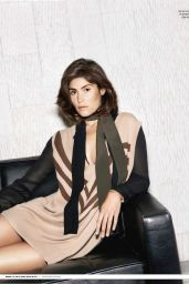 Gemma Arterton - Obsession Magazine - September 2014 Issue