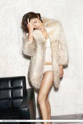 Gemma Arterton - Obsession Magazine - September 2014 Issue