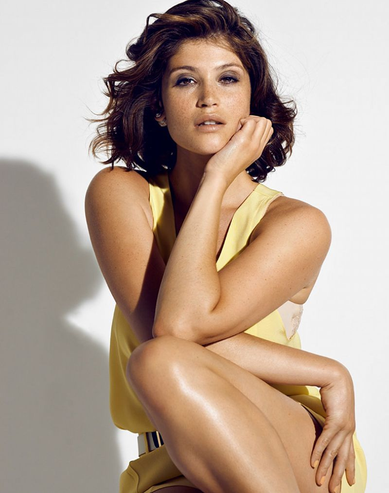 Gemma Arterton Photoshoot For Madame Figaro Magazine