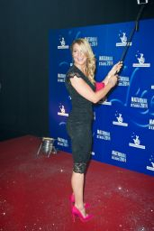 Gemma Atkinson - National Lottery Awards 2014
