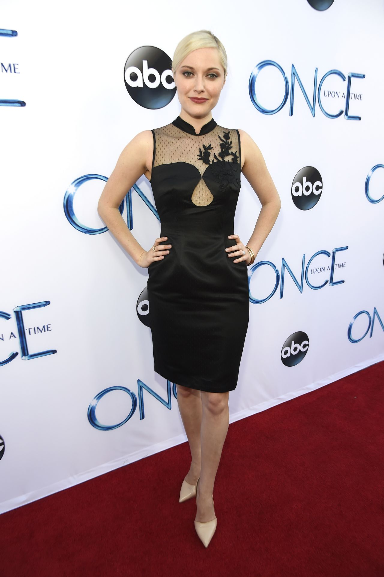 Georgina Haig – 'Once Upon A Time' Season 4 Screening in Hollywood