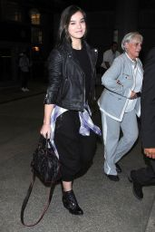 Hailee Steinfeld Arriving at LAX Airport - September 2014